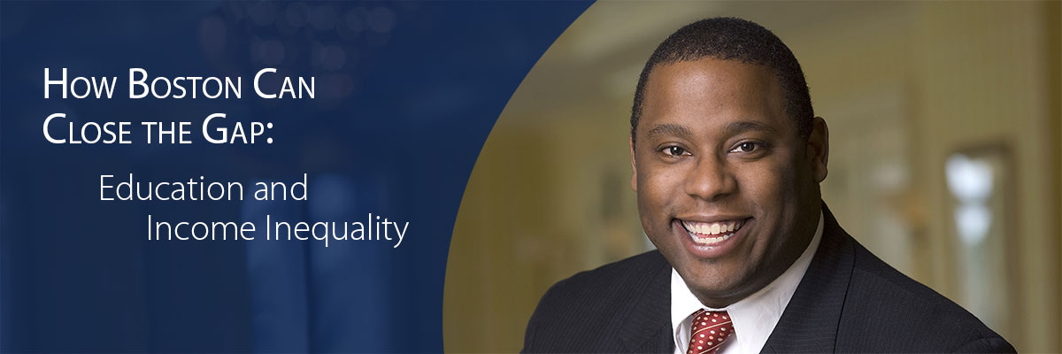 Join us on Feb. 25 for the Boston Executive Forum. Remarks by Tito Jackson '99. Register here.