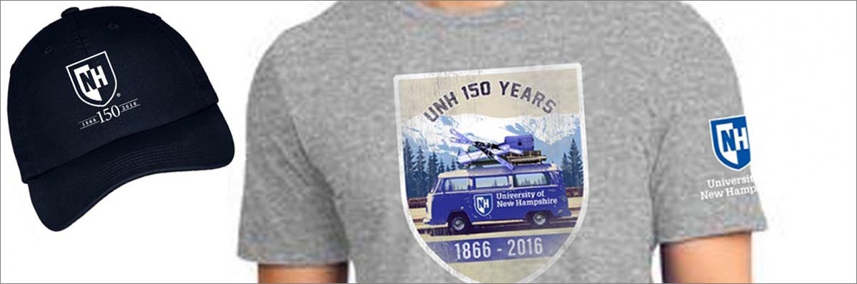 Shop for UNH commemorative items in the University of New Hampshire online store! Shop now >>