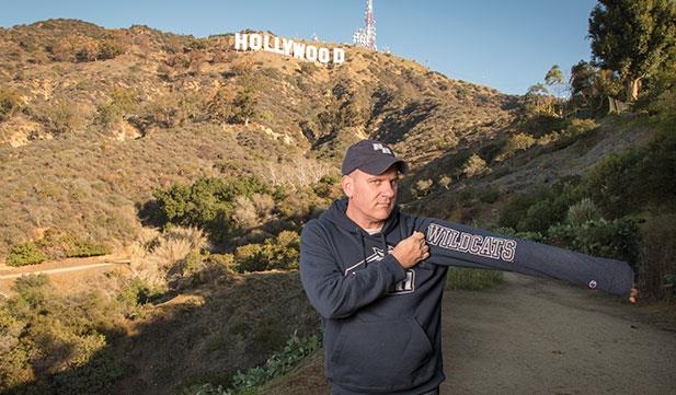 A Conversation with Mike O'Malley '88: From UNH to Hollywood